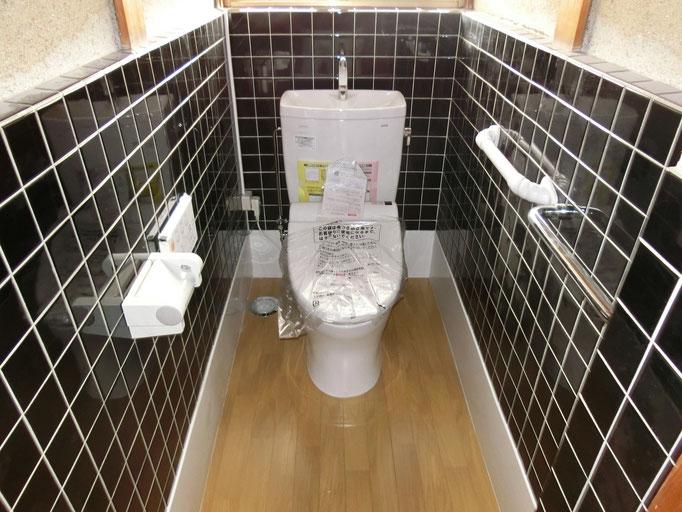 和式トイレを洋式岐阜県岐阜市
