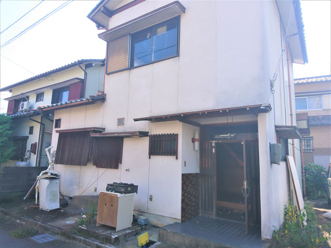 岐阜県山県市 住宅のリフォ-ム