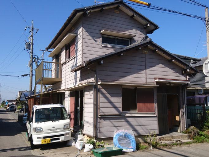 羽島郡笠松町 中古住宅のリフォ-ム