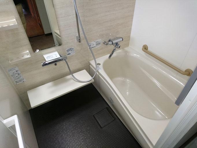 お風呂のリフォーム岐阜県山県市