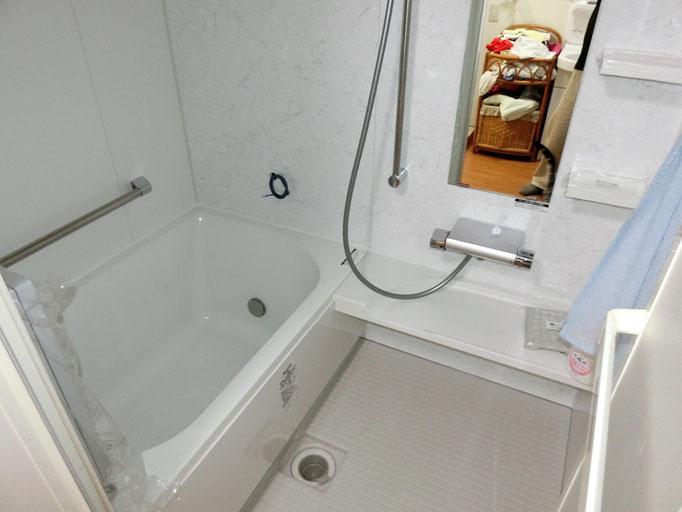 安い お風呂のリフォーム岐阜県大垣市