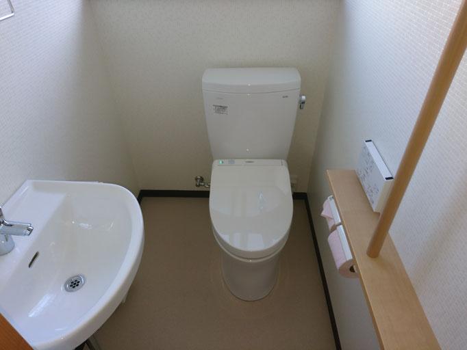和式トイレを洋式トイレにリフォ-ム 岐阜県大垣市