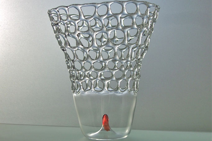 Netz-Vase