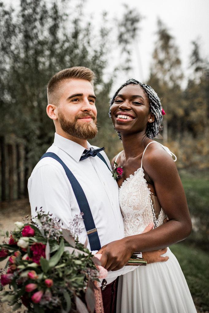 Hochzeitsfotografie standesamtliche Heirat in Freising