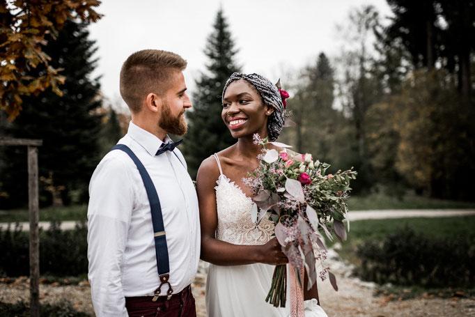 Brautpaarfotos Hochzeitsfotograf Freising