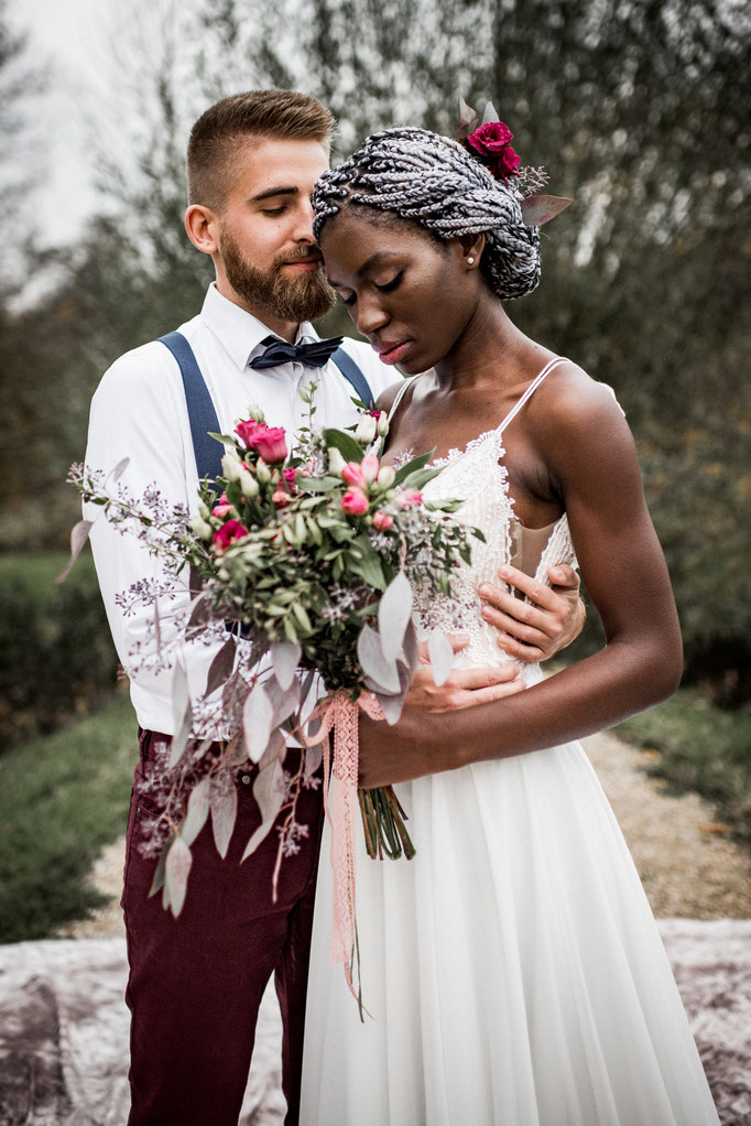 Hochzeitsfotograf Freising für Boho Hochzeit, african Bride