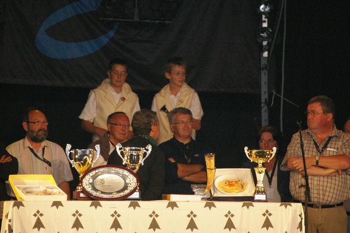 Bagan pagan - Festival de Cornouaille - 2009