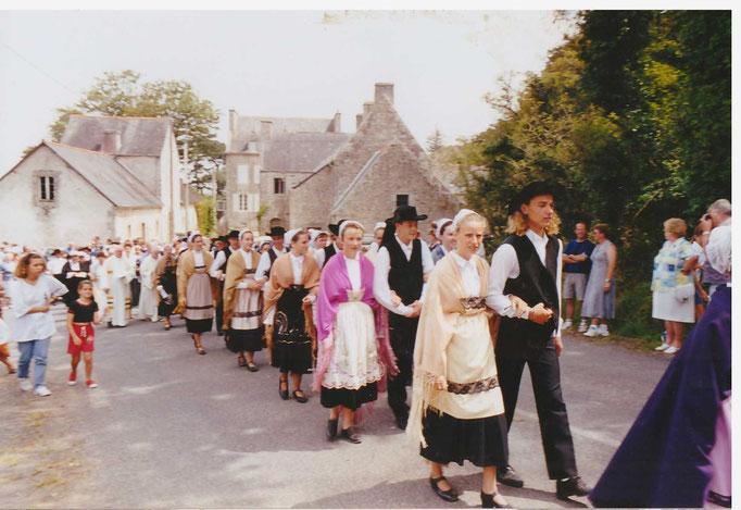 AVEL DRO - BAGAD PAGAN - Pardon de Brendaouez - Guisseny - 1997