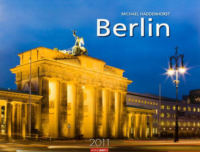 Titelbild für den Weingarten Berlin Kalender 2011