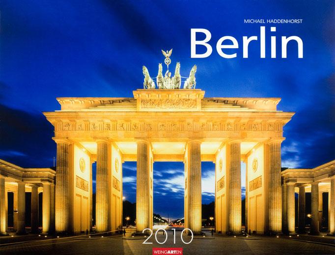 Titelbild für den Weingarten Berlin Kalender 2010
