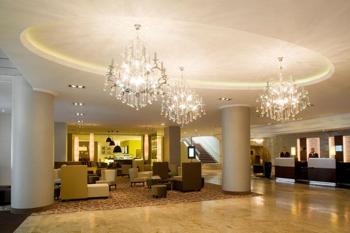 Fotografiert im Auftrag vom Crowne Plaza Hotel Berlin