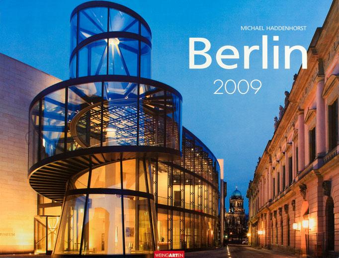 Titelbild für den Weingarten Berlin Kalender 2009