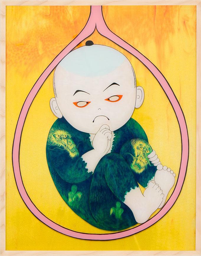 Baby of Kabuki