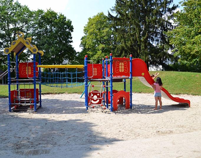 Spielplatz am Waldheimplatz
