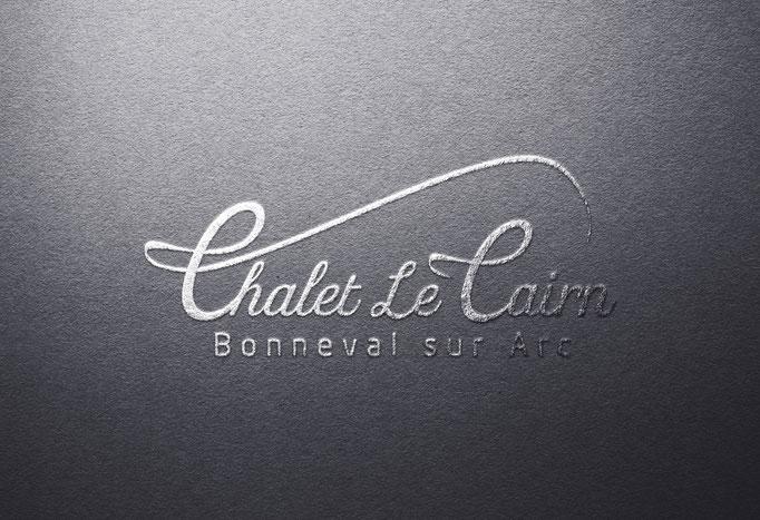 Création du logo Chalet le Carn