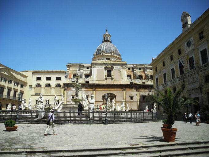 Die Kirche des heiligen Cataldo