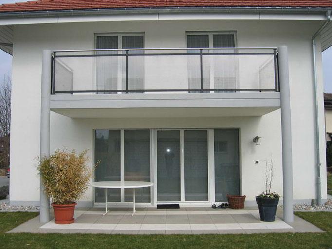 Fensterbau Fensterfront - Schreinerei Schmid AG in Oberönz