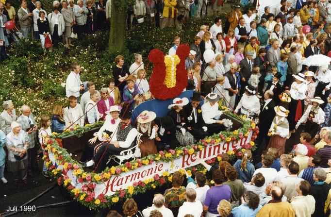 Rellinger Rosenfest 1990