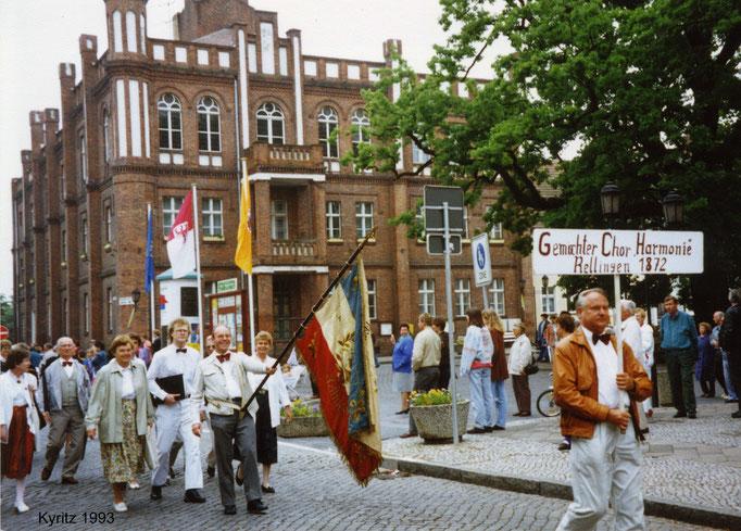 Stadtfest Kyritz 1993