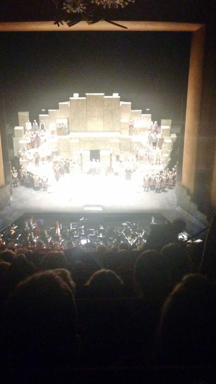 Nabucco, Met