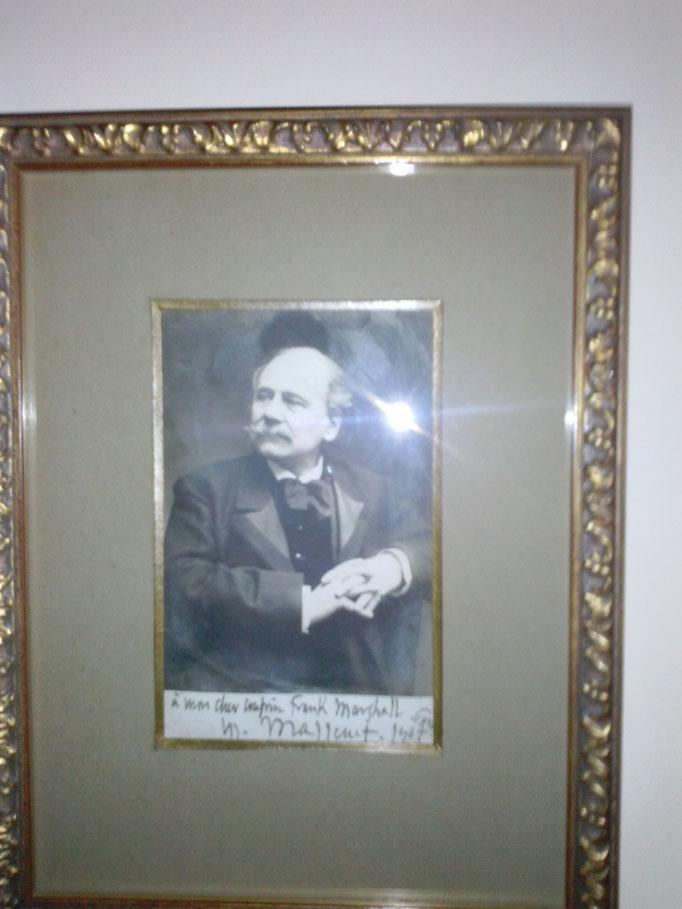 Jules Massenet, Academia Marshall
