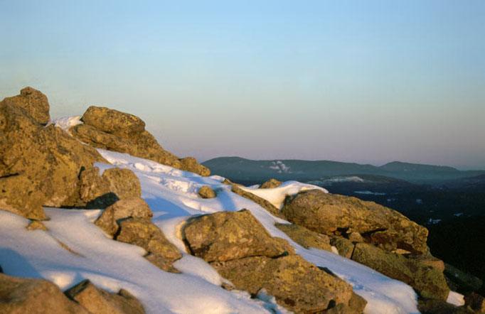 Nationalpark Bayerischer Wald: Blockmeer am Lusen