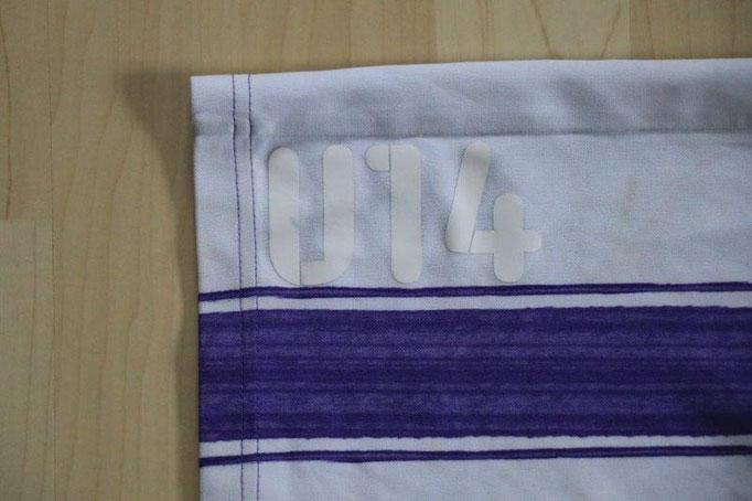 VfL Osnabrück 2011/12 Heim, C-Junioren U14, Nr. 14 (Matchworn)