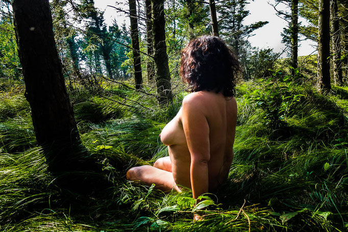 Naked Nature No.4 - Photo: Melina Johannsen