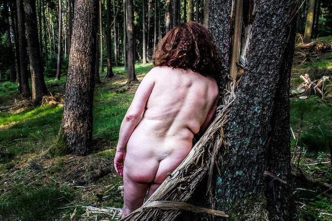 Naked Nature No.1 - Photo: Melina Johannsen