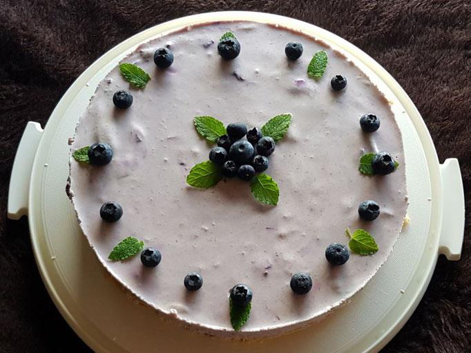 Kuchen für liebe Gäste