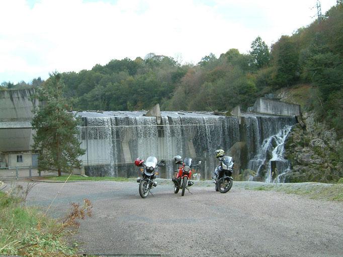 Barrage du Bourg d'Hem (Creuse)