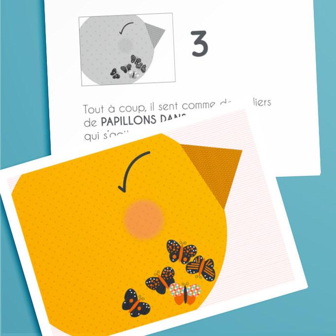 Création kamishibaï | Printemps des Petits Lecteurs 2019, Bibliothèque municipale Lyon