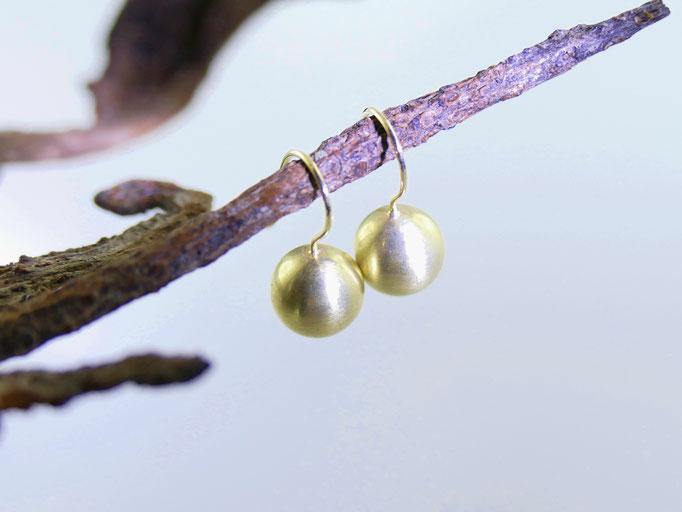 Ohrschmuck Ohrringe aus 585er Gelbgold Ohrhänger