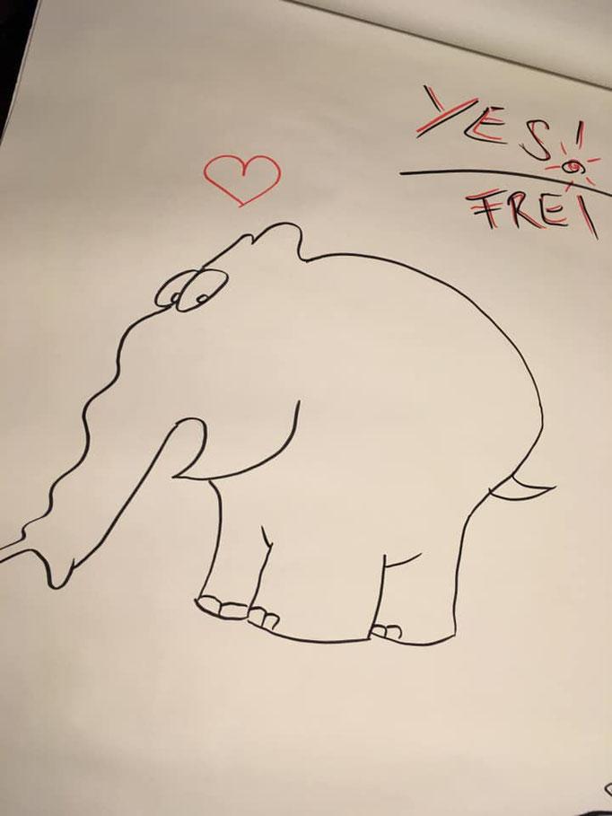 Mein Hypnofant