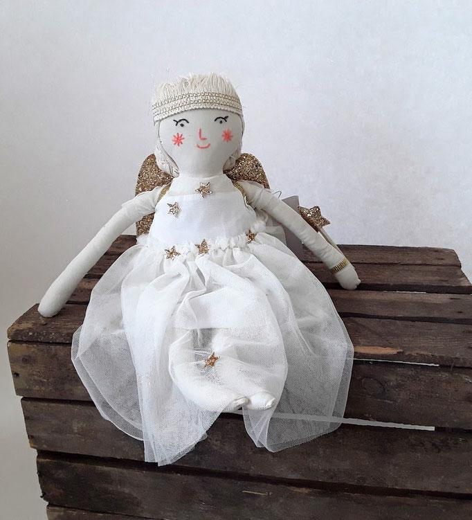 Meri Meri Weihnachtspuppe.