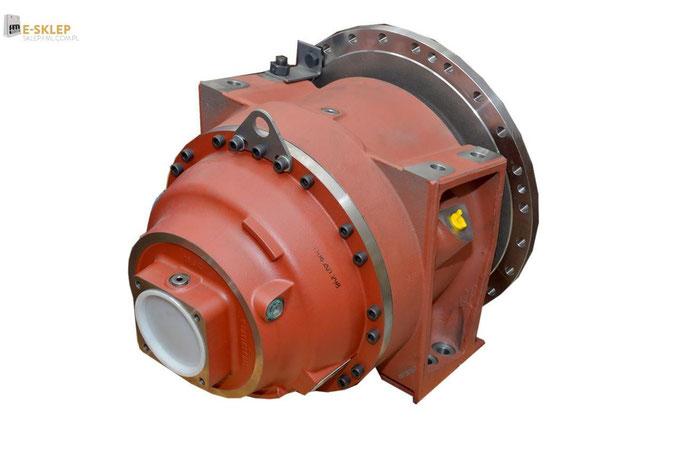Reductor gearbox Sauer 61.2 mixer hormigonera. Despiece recambios Sauer.