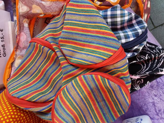 Bolsa Chica - die Tasche mit dem Reißverschluss
