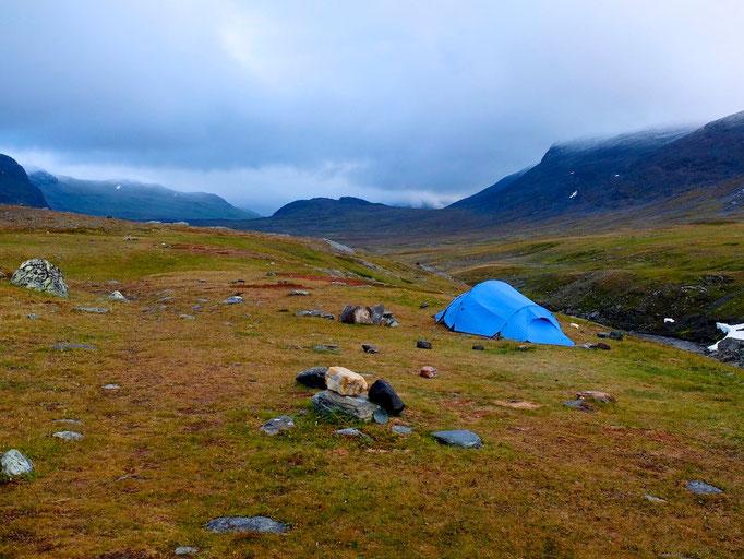 Kunglseden in Lappland - Sweden - © François Struzik - simply human 2015