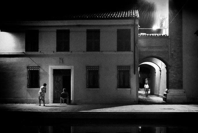 Pierfranco Fornasieri - A theatre, 2013