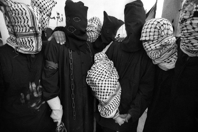 Francesco Cito - Esercito Popolare, Palestina 1989