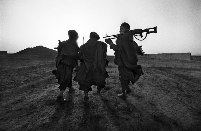 Francesco Cito - South of Sà Idan, Afghanistan 1989