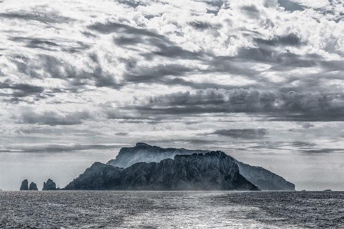 Fotografia di Gianni Maffi - Capri (Napoli)