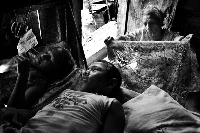 Daniele Vita - Nella casa di Bolibia (Cojimies, Ecuador - 2011)