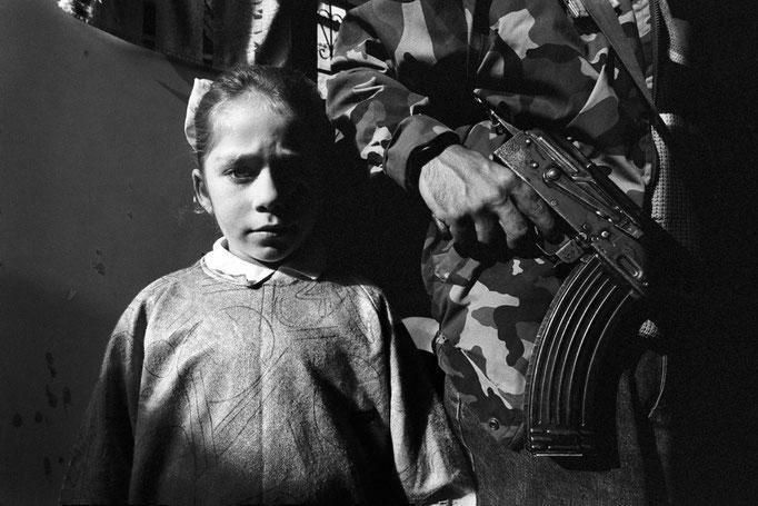 Francesco Cito - Ricercato 02, Gaza (Palestina) 1993