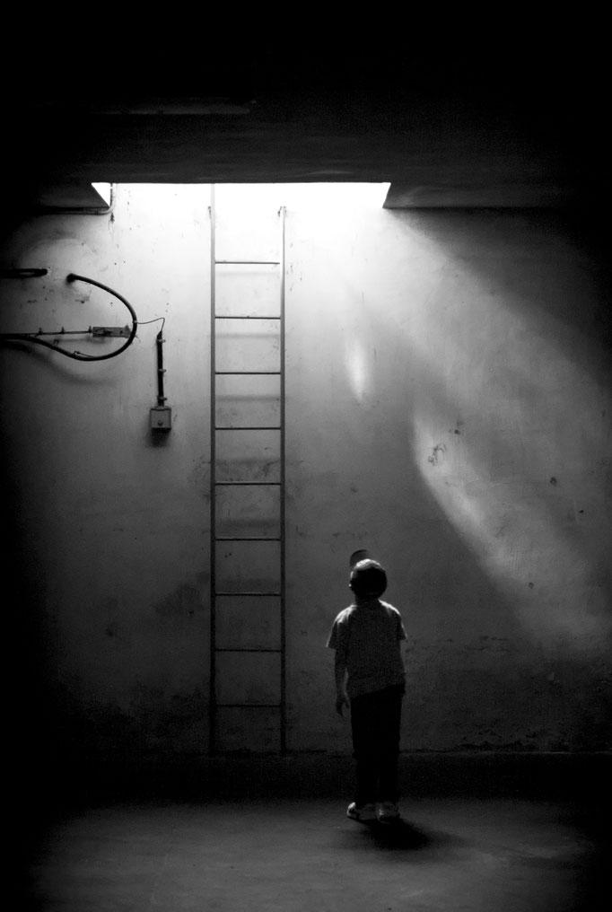 Pierfranco Fornasieri - Stairs, 2013