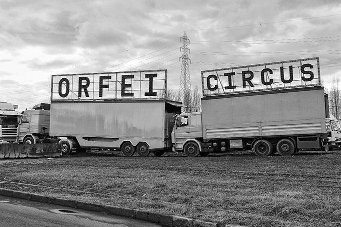 Gianni Maffi - Circo Orfei 1, Assago (MI) - (2015)