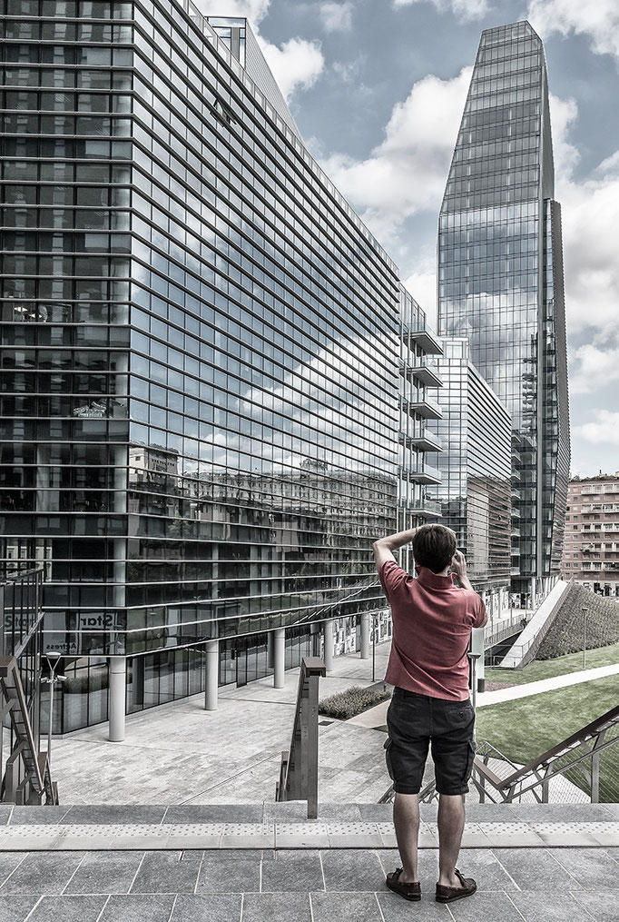 Fotografia di Gianni Maffi