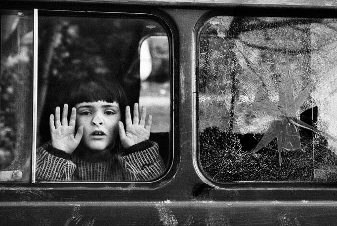 Francesco Cito - Profughi che scappano dalle aree del conflitto, Bosnia 1993