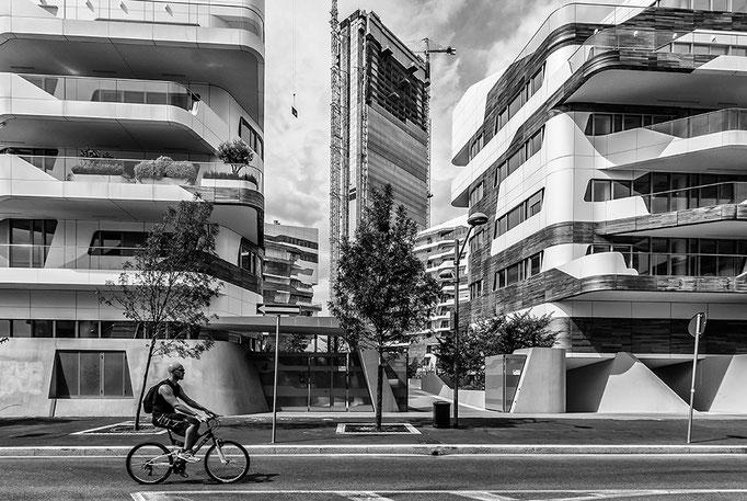 Gianni Maffi - Via Senofonte, Milano (2014)
