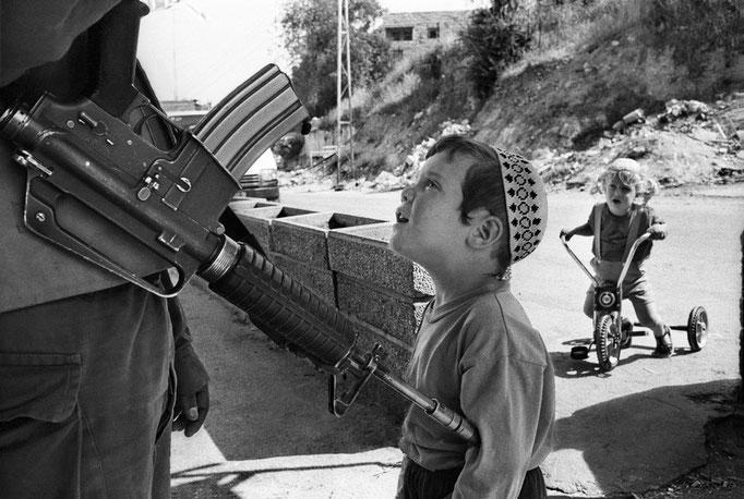 Francesco Cito - Hebron Bet Hadassa, Palestina 1994